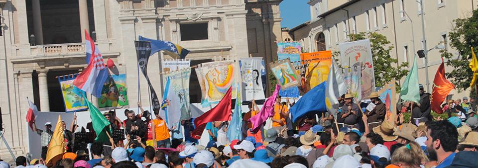 La marcia francescana