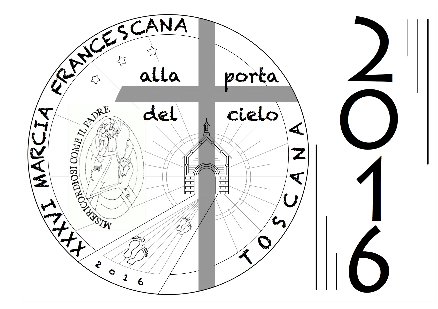 Quale logo per la #marciafrancescana2016? 13
