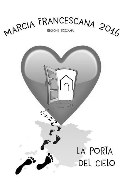 Quale logo per la #marciafrancescana2016?